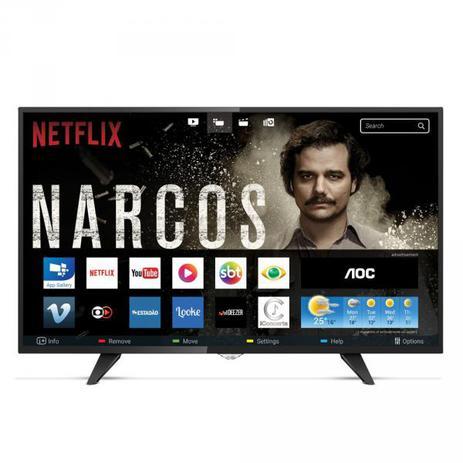 Imagem de Smart TV LED LE43S5970 43