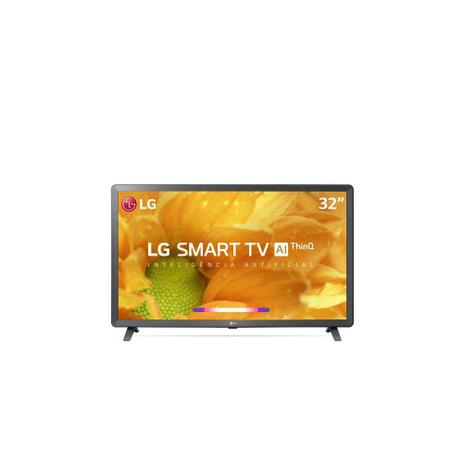 Imagem de Smart TV Led LG 32 Polegadas HD Thinq AI 32LM625BPSB