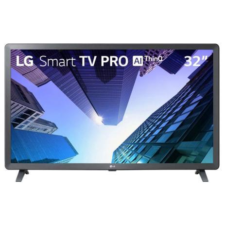 Imagem de Smart TV LG 32 Polegadas LED AI ThinQ com Bluetooth 03 HDMI e 02 USB