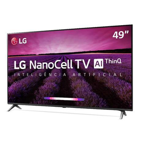 Imagem de Smart TV LG 49