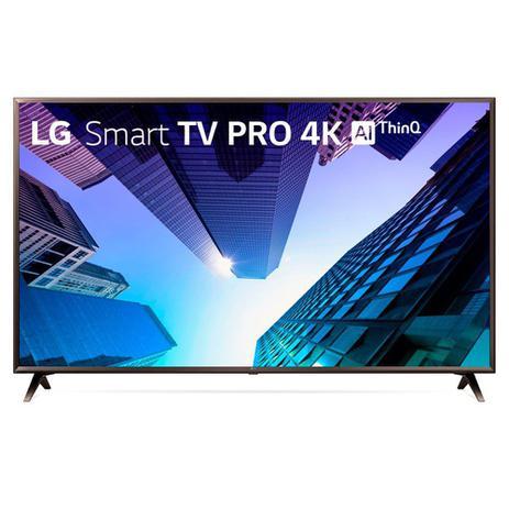 Imagem de Smart TV LG Pro ThinQ LED 49