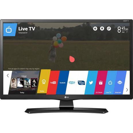 Imagem de Smart TV Monitor LG LED HD Tela 28