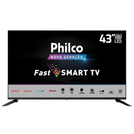 Imagem de Smart Tv Philco 43