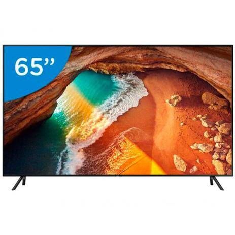 Imagem de Smart TV QLED 65 UHD 4K 65Q60 com Pontos Quânticos HDR 500 Burn-in Samsung