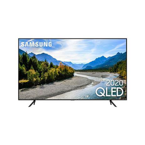 Imagem de Smart TV Samsung 55 4K QLED 55Q70T - Pontos Quânticos
