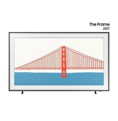 Imagem de Smart TV Samsung The Frame QLED 4K 50