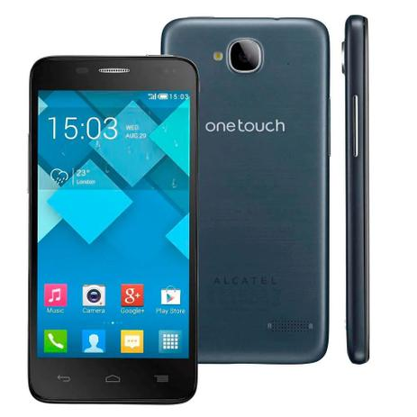 253c556978f Smartphone Alcatel One Touch Idol Mini 6012 Tela 4.3 Dual 3g 8gb Novo