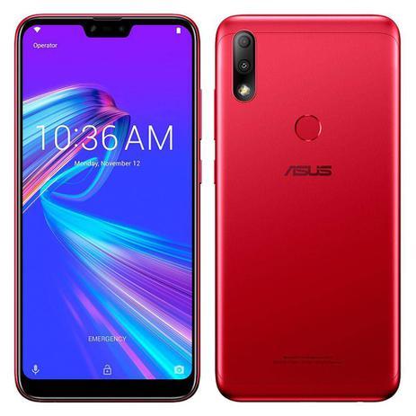 Smartphone Asus ZB634KL Zenfone Max Plus M2 Vermelho 32GB
