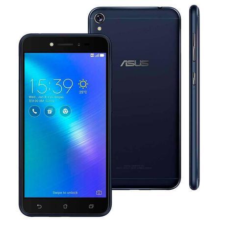 Imagem de Smartphone Asus Zenfone Live, Preto, ZB501KL, Tela de 5