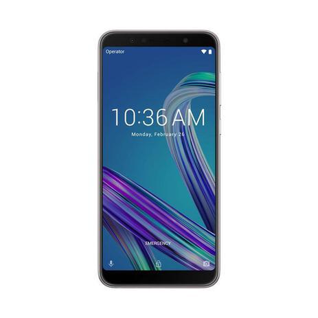Imagem de Smartphone Asus Zenfone Max Pro M1 64GB 4GB Dual Chip Android 8.0 Tela 6.0 Qualcomm 4G Câmera 16MP