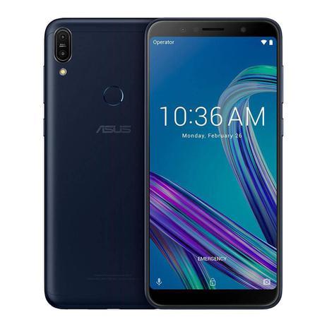 Imagem de Smartphone Asus Zenfone Max PRO M1, 64GB, Android Oreo, Dual chip, 16MP, 6.0, 64GB, 4G - Preto