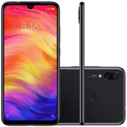 Imagem de Smartphone celular redmi note 7 64gb 48mpx dual 4g lte preto