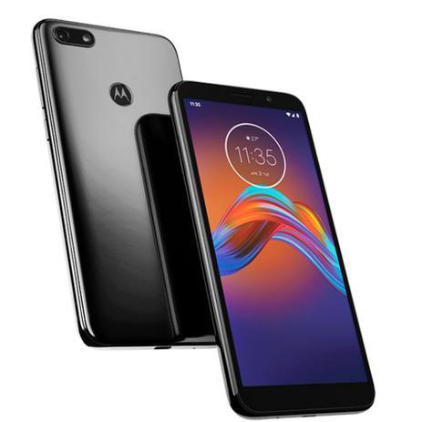 Imagem de Smartphone Motorola Moto E6 Play 5.5'' 13MP - Cinza Metálico
