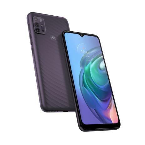 Imagem de Smartphone Motorola Moto G10 Tela 6,5