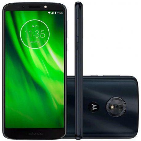 Imagem de Smartphone Motorola Moto G6 Play 1 Sim 3GB+32GB 5.7