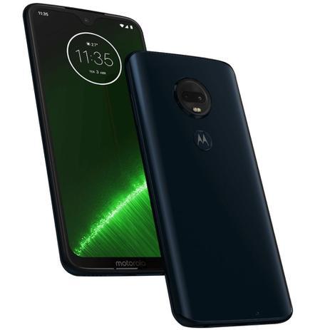 b38dbcfcc Smartphone Motorola Moto G7 Plus 64GB Dual 6.3 16MP - Índigo - Moto ...