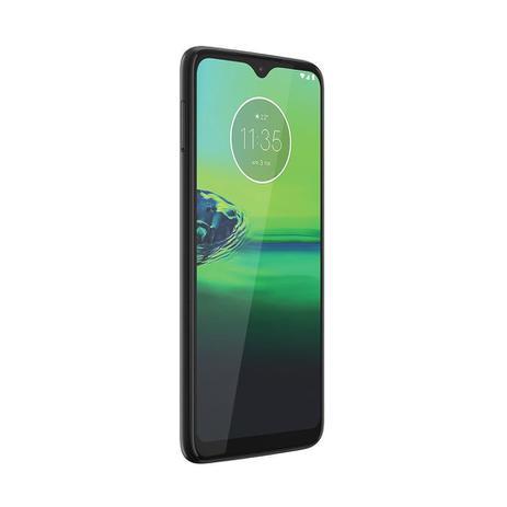 Smartphone Motorola Moto G8 Play 32GB Preto Câmera Tripla 13 MP + 8 MP + 2 MP XT2015-2