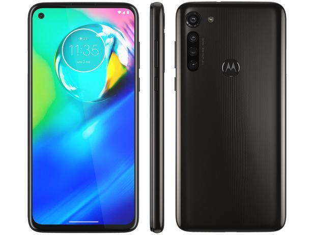 Imagem de Smartphone Motorola Moto G8 Power 64GB Preto