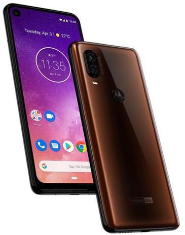 Imagem de Smartphone Motorola One Vision Dual Sim 6.3