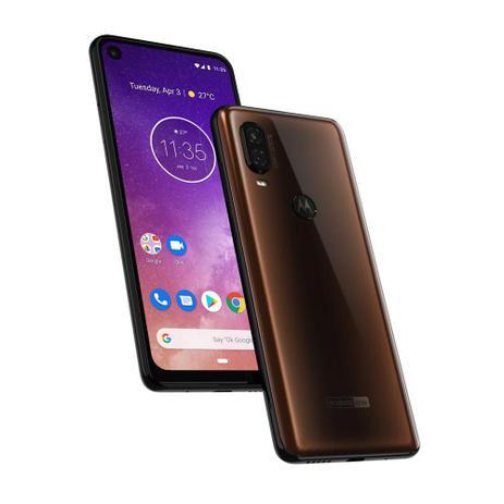 Imagem de Smartphone Motorola One Vision XT1970-1 128GB 6,3