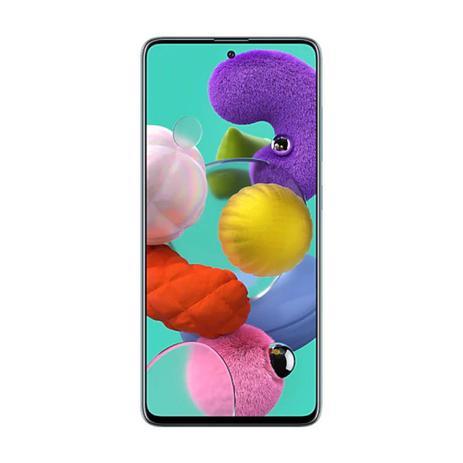 Imagem de Smartphone Samsung Galaxy A51 128GB Tela Infinita 6.5 Polegadas Câmera Traseira Quádrupla Leitor Digital na Tela e Processador Octa-Core