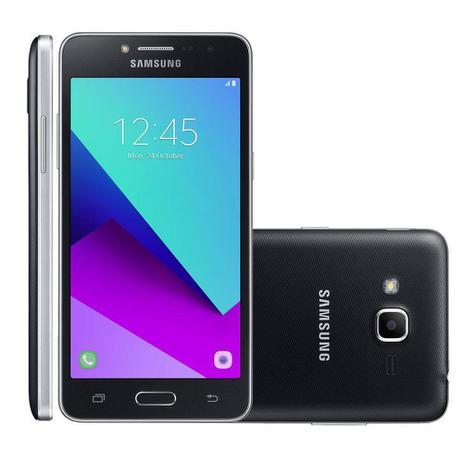 "233ac77ff Smartphone Samsung Galaxy J2 Prime Dual Chip Android 6.0.1 Tela 5""  Quad-Core 1.4 GHz 16GB 4G Câmera 8MP - Preto"