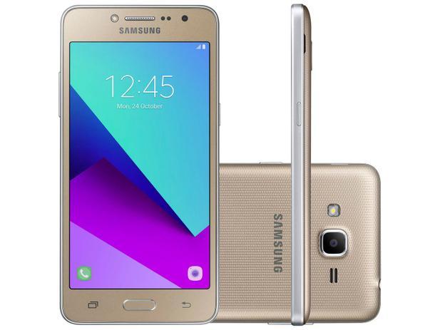 Smartphone Samsung Galaxy J2 Prime TV 16GB Dourado