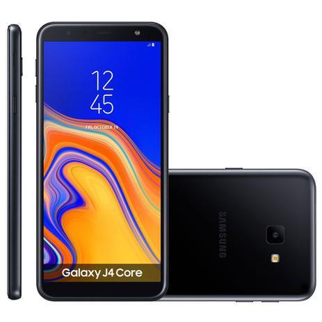 Imagem de Smartphone Samsung Galaxy J4 Core, 16GB, Dual Chip, 8MP, 4G, Preto - SM-J410G