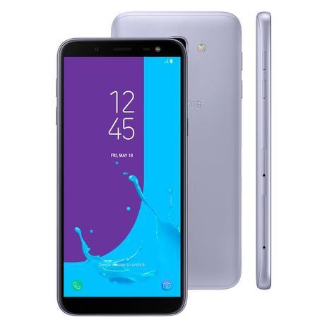 Imagem de Smartphone Samsung Galaxy J6, 13MP, Dual Chip, Android, 8.0, 2GB, 64GB, 5,6