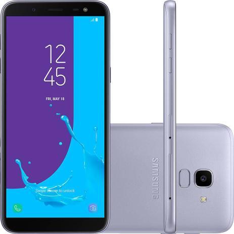 Imagem de Smartphone Samsung Galaxy J6 32GB Dual Chip Android Octa-Core Tela 5.6
