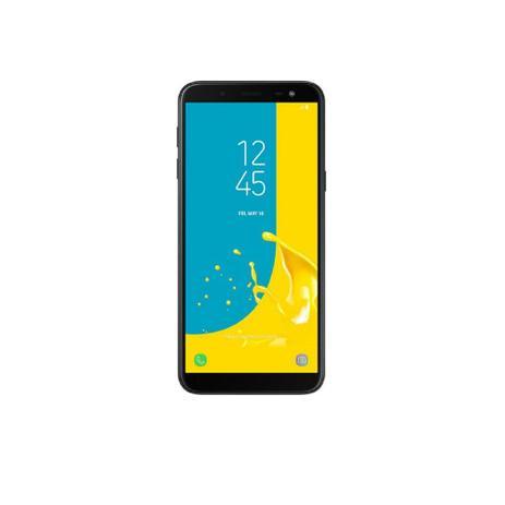 """e0d8635be4 Smartphone Samsung Galaxy J6 Dual Chip Android 8.0 Tela 5.6"""" Octa-Core  1.6GHz 32GB 4G Câmera 13MP com TV - Preto"""