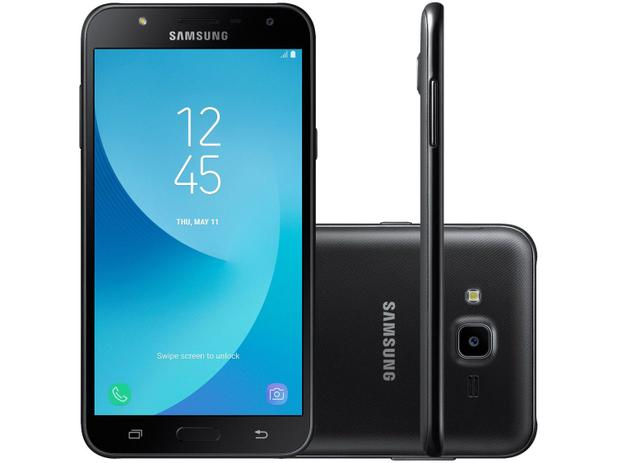 smartphone samsung galaxy j7 neo 16gb preto dual chip 4g c m 13mp tela 5 5 hd proc octa core. Black Bedroom Furniture Sets. Home Design Ideas