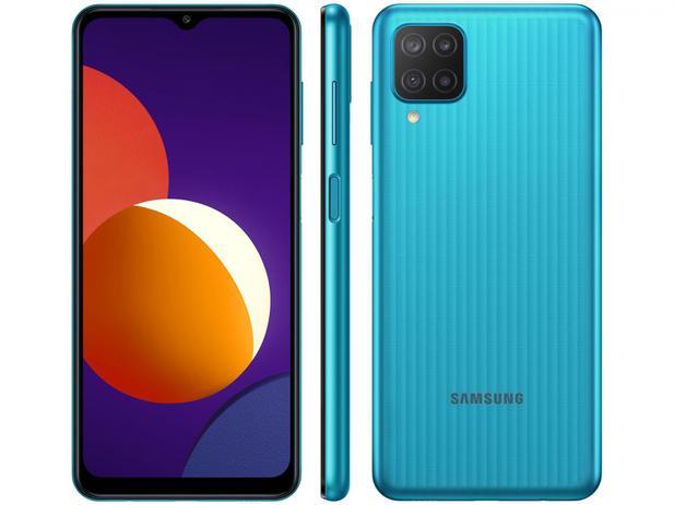 Imagem de Smartphone Samsung Galaxy M12 64GB Verde 4G