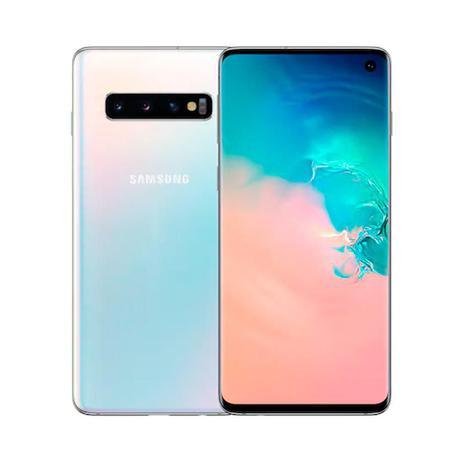 Imagem de Smartphone Samsung Galaxy S10, Branco, G973F/1DL, 6,1
