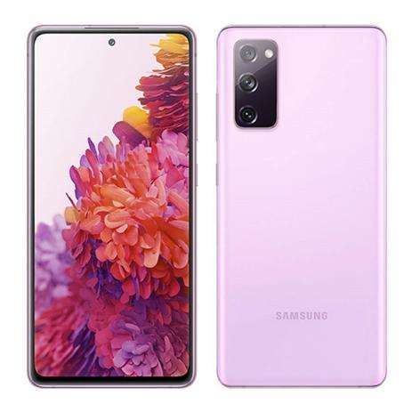 "Smartphone Samsung Galaxy S20 Fe, Violeta, Tela 6.5"", 4G+Wi-Fi+NFC, Android 10, Câm Traseira 12+12+8MP e Frontal 32MP, 128GB"