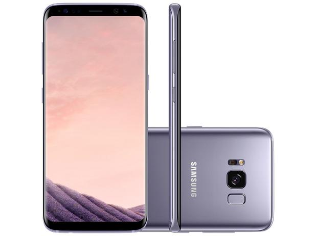 Smartphone samsung galaxy s8 64gb ametista dual chip 4g cm 12mp smartphone samsung galaxy s8 64gb ametista dual chip 4g cm 12mp selfie 8mp tela 58 stopboris Image collections