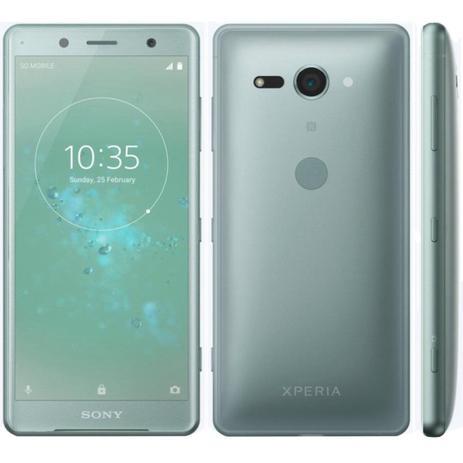 e195ff161 Smartphone sony xperia xz2 compact h8314 4ram 64gb lte single moss green  verde
