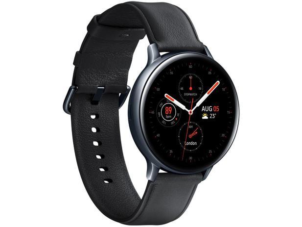Imagem de Smartwatch Samsung Galaxy Watch Active2 LTE Preto