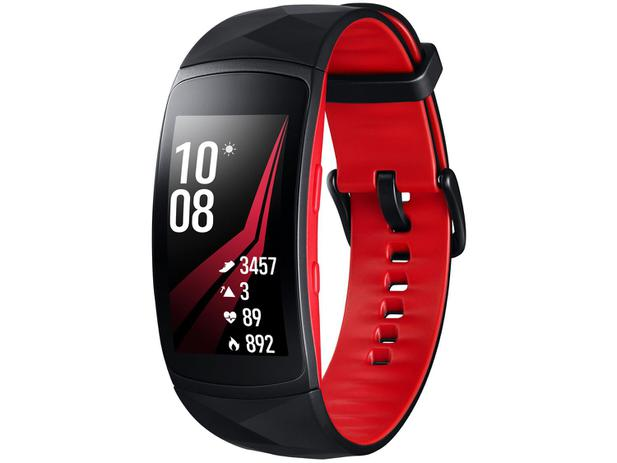 Imagem de SmartWatch Samsung Gear Fit2 Pro Pulseira Grande