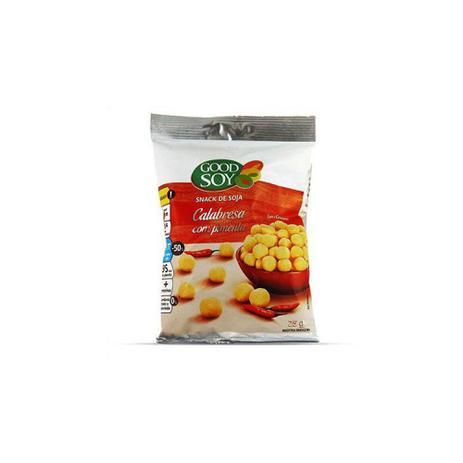 Imagem de Snack de Soja Goodsoy Light Calabresa Pacote 25 g