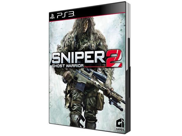 Sniper Ghost Warrior 2 para PS3 - Ci Games