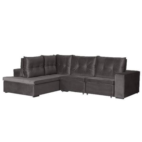 Wondrous Sofa Retratil E Reclinavel Lugano 2 Lugares Com Chaise Simetria Evergreenethics Interior Chair Design Evergreenethicsorg