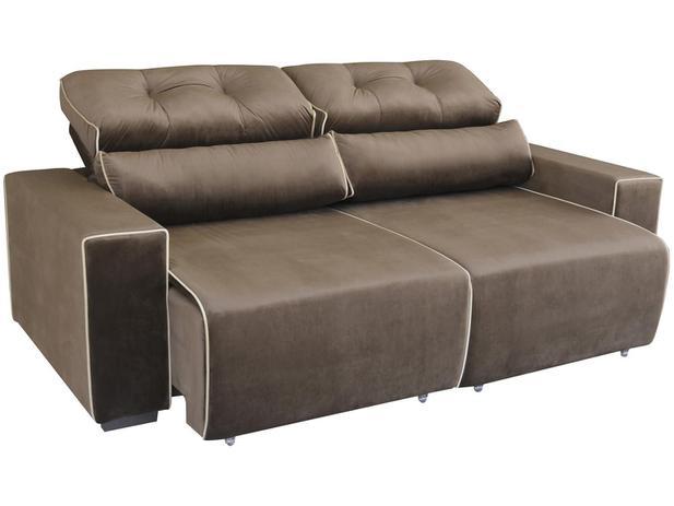 Awe Inspiring Sofa Retratil Reclinavel 4 Lugares Poliester Italia Umaflex Pdpeps Interior Chair Design Pdpepsorg