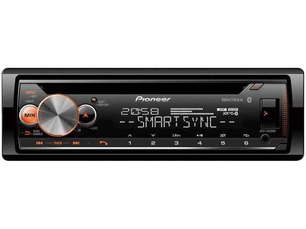 Imagem de Som Automotivo Pioneer CD Player MP3 AM/FM
