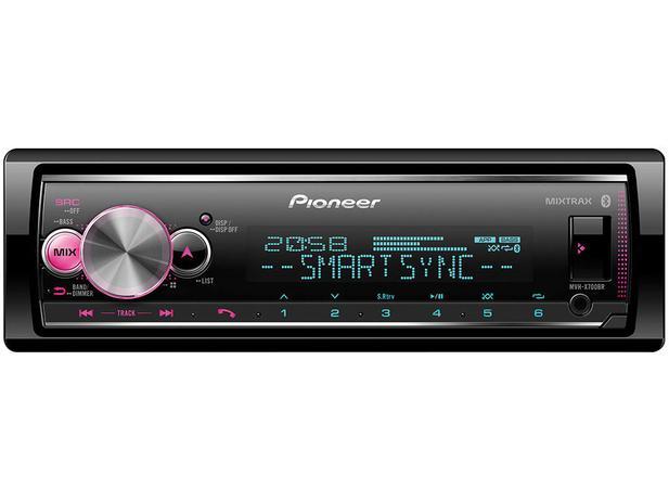 Imagem de Som Automotivo Pioneer MP3 Player AM/FM Bluetooth