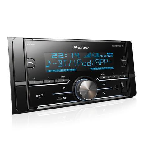 Imagem de Som Automotivo Pioneer MVH-S618BT 2DIN Bluetooth/USB/Mixtrax