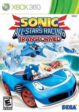 Imagem de Sonic & All Star Racing Transformed - XBOX 360 & XBOX One