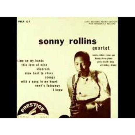 Imagem de Sonny rollins - this love of mine