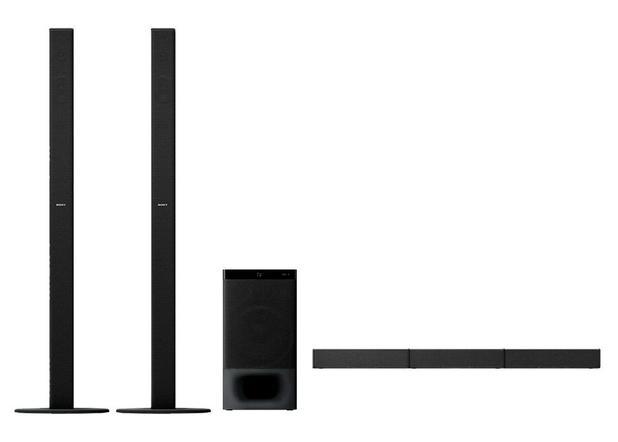 Sound Bar com função Home Theater HT-S700 de 5.1 canais com tecnologia Bluetooth - Sony