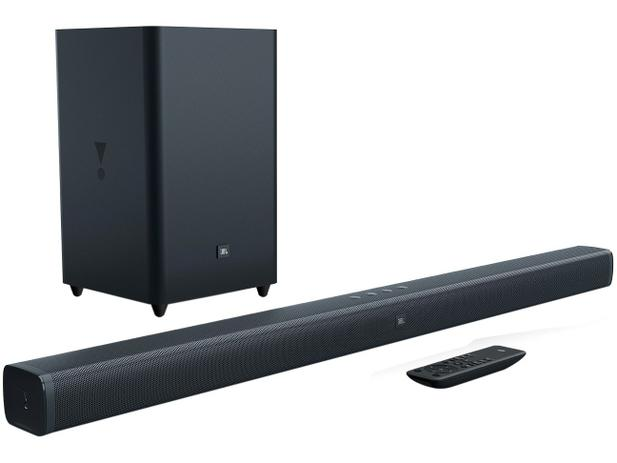Imagem de Soundbar JBL Bar 2.1 100W Bluetooth Subwoofer
